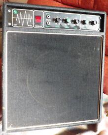 JHS 15 WATT AMP / SPEAKER