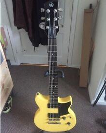 Yamaha RS320 Electric Guitar (Stock Yellow)