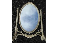 French style freestanding vanity/dressing table Mirror