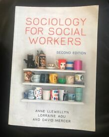 Sociology For Social Workers - Second Edition