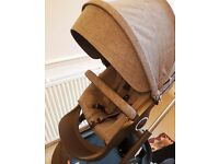 Stokke Trailz - Massive bundle! Under warranty until end of 2018