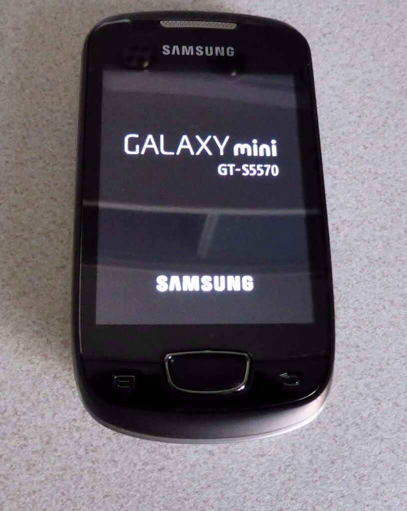 Galaxy mini gt s 5570 manualidades