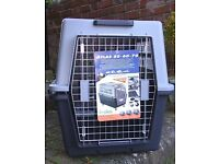 Dog Carrier (UNUSED), airline + sea travel approved