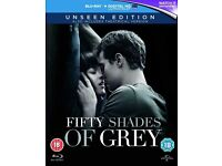Fifty Shades of Grey: The Unseen Edition (Blu-ray) (2015)