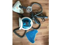 The Vax S5C Kitchen and Bathroom steam cleaner