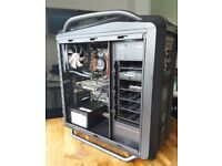GAMING PC, i7 6700k, GTX970, 16GB DDR4, SSD+3TB HDD, Wi-Fi
