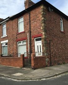 Large two bedroomed end terrace on Lambton Street in Shildon DSS WELCOME LOW FEES!!