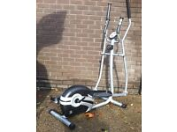 Cheap Magnetic Cross Trainer FREE DELIVERY Exercise Bike Rower Weight Loss Fit Gym Fitness Training