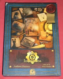 'Era Of Inventions' Board Game