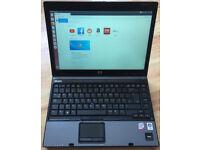 HP Compaq 6910p laptop - 1440x900 display