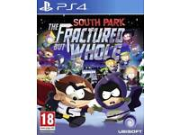 South Park: Fractured but whole   PS4   SEALED NEW
