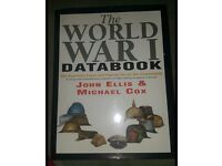WW1 Data book