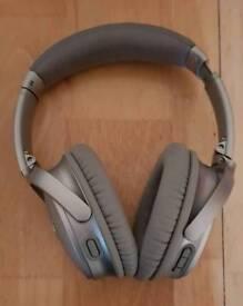 Bose qc35 ii headphones Silver