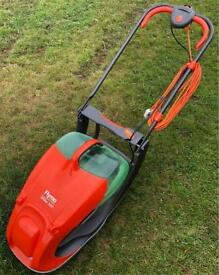 Flymo Glider 330 hover mower like New perfect for caravan sites lawnmower has been serviced