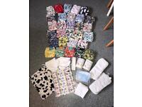 Complete BTP Reusable Cloth Nappy Bundle