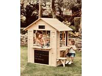 Aldi Wooden playhouses. Last few left.
