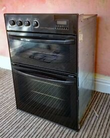 Double built in oven for sale