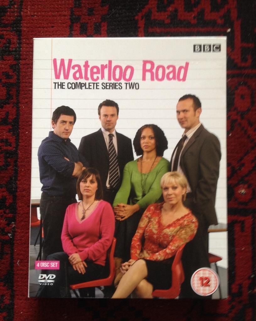 Waterloo Road Series 1 Dvd Waterloo Road Dvd Complete