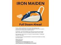 Reliable, Affordable and Friendly Local Ilkeston Ironing Services