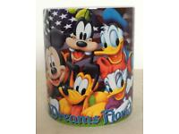 🎆Vintage Disney Dreams Mug by Jerry Leigh Highly Collectible