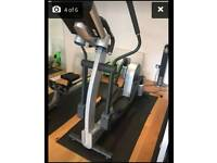 Life Fitness adv000x-0203 cross trainer. Gym equipment exercise weight loss £450 ONO