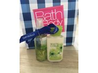 Bath and Body Works Gift Set from USA