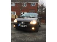CLIO 1.2 8 MONTHS MOT 76000 MILES EASY TO DRIVE WELCOME TO TEST DRIVE £500