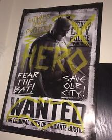 Batman, the joker, Harley quinn posters