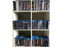 Blu Ray DVD's & 3D blu Ray player