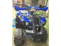 ATV quad bike 125cc
