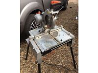 WANTED~Flip Over Saw 3 In 1 240v With Removable Legs in ok working condition cash waiting