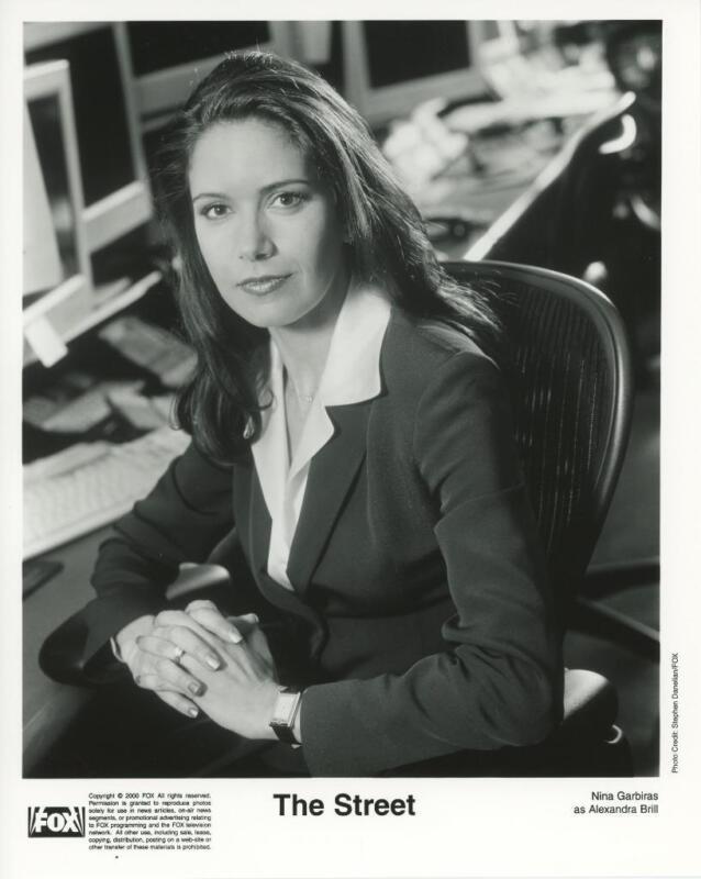 """Nina Garbiras in """"The $treet"""" Original TV Still"""