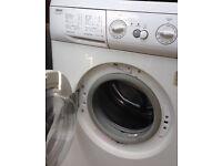 Zanussi ZWD1261W 60cm Freestanding Washer Dryer ZWD1261W