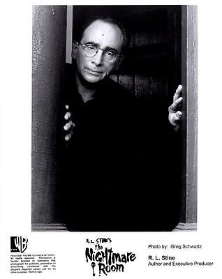 """""""The Nightmare Room""""  2001 Vintage Publicity Photo"""