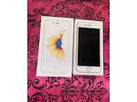 Apple iphone 6S | 64GB | Gold | Unlocked | Immaculate Conditon Like New