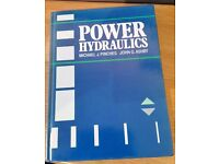 Power Hydraulics (Prentice Hall) by Michael J. Pinches & John G Ashby
