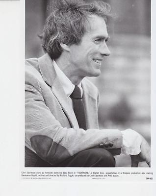 "Clint Eastwood ""Tightrope"" 1984 Vintage Movie Still"