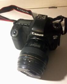 Canon 6D body + original box