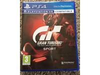 Gran Turismo PS4 For Sale (NEW)