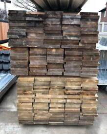 🌲•New• Scaffold Style Wooden Boards/ Planks ~ 3.9M