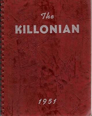 For sale Killingly High School Danielson Connecticut 1951 Yearbook Annual