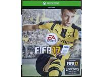 FIFA 17 XB1 Full Game Download Code
