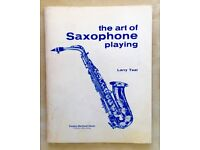 Art of Saxophone Playing Paperback – Larry Teal