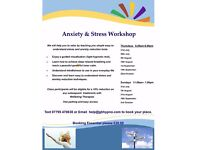 Stress and Anxiety release workshop