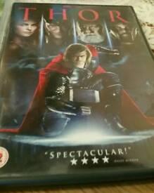 Superhero's dvds