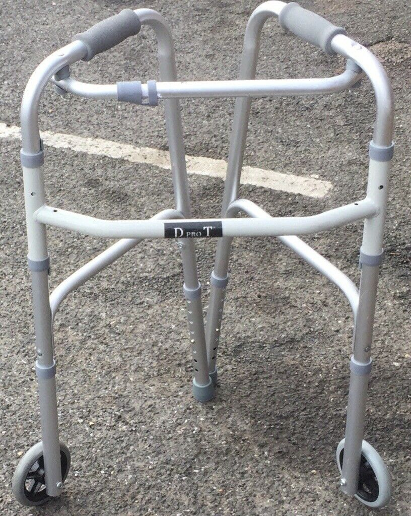 Admirable Folding Zimmer Frame In Beccles Suffolk Gumtree Ibusinesslaw Wood Chair Design Ideas Ibusinesslaworg