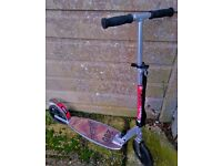 Great working condition METAL kids scooter precision steel/durable