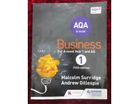 AQA A-Level Business Book (Fifth Edition)