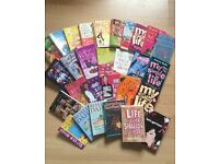 Bundle of Teen Books x29