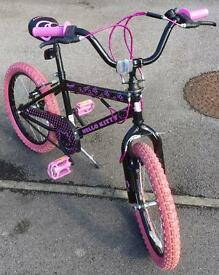 Hello Kitty BMX bike